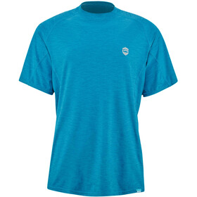 NRS H2Core Silkweight Shortsleeve Shirt Men fjord
